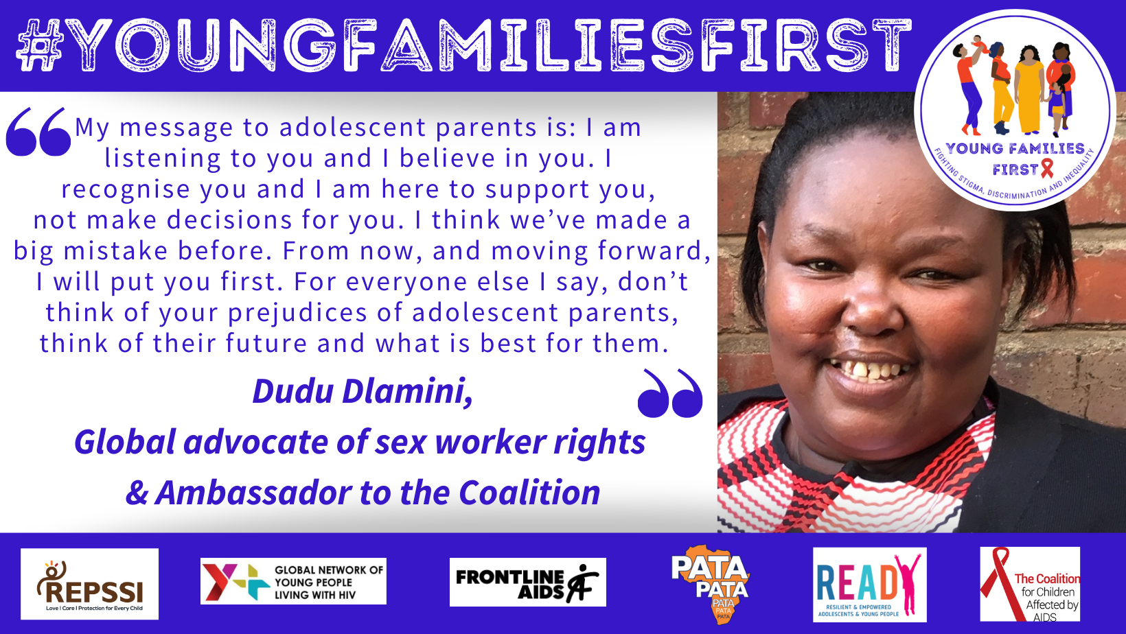 Dudu Young Families First Blog